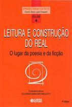 Livro - Leitura e construção do real -