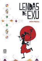 Livro - Lendas De Exu -