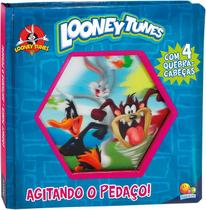 Livro - Lenticular 3D licenciados: Looney Tunes - agitando o pedaço -
