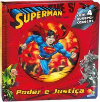 Livro - Lenticular 3D licenciados: Superman - poder e justiça -