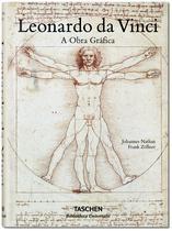 Livro - Leonardo - A obra gráfica -
