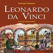 Livro - Leonardo da Vinci -