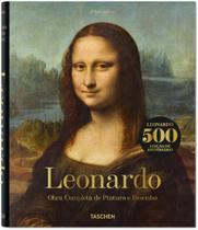 Livro - Leonardo - Obra completa de pintura e desenho -
