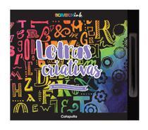 Livro - Letras criativas -