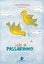 Livro - Lição de passarinho -