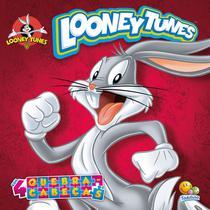 Livro - Licenciados com quebra-cabeças: Looney Tunes -