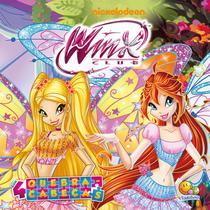Livro - Licenciados com quebra-cabeças: Winx -
