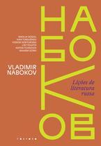 Livro - Lições de Literatura Russa -