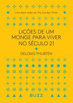Livro - Lições de um monge para viver no século 21 -