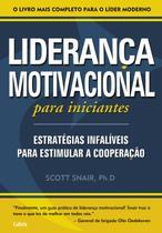 Livro - Liderança Motivacional Para Iniciantes -