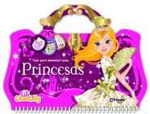 Livro - Lili chantilly tudo para desenhar suas princesas -