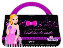 Livro - Lili chantilly - Tudo para desenhar vestidos de noite -
