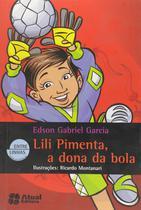 Livro - Lili Pimenta, a dona da bola -