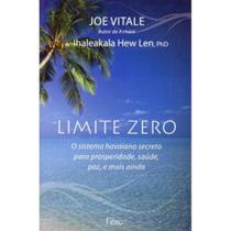 Livro - Limite zero -