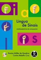 Livro - Língua de Sinais - Instrumentos de Avaliação