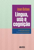 Livro - Língua, uso e cognição -
