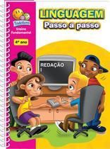 Livro - Linguagem passo a passo: 4º ano -
