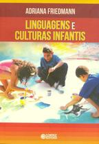 Livro - Linguagens e culturas infantis -