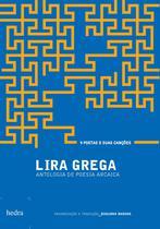 Livro - Lira grega -