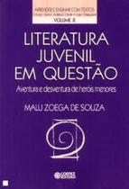 Livro - Literatura juvenil em questão -