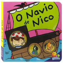 Livro - Livro-bolha: O navio de Nico -