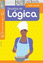 Livro - LIVRO COQUETEL DESAFIOS DE LÓGICA 17 -