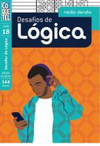 Livro - LIVRO COQUETEL DESAFIOS DE LÓGICA 18 -
