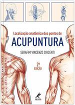 Livro - Localização anatômica dos pontos de acupuntura -