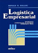 Livro - Logística Empresarial: Transportes, Administração De Materiais, Distribuição Física -