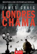 Livro - Londres Chama -
