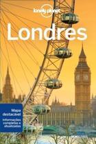 Livro - Lonely Planet Londres -