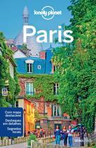 Livro - Lonely Planet Paris -