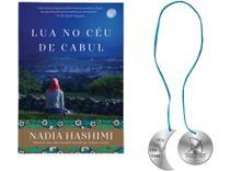 Livro Lua no céu de Cabul Nadia Hashimi - com Brinde
