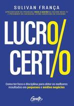 Livro - LUCRO CERTO -