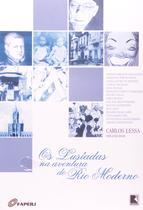 Livro - LUSÍADAS NA AVENTURA DO RIO MODERNO, OS -