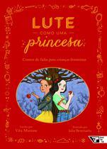 Livro - Lute como uma princesa -