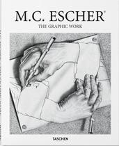 Livro - M.C. Escher - The graphic work -