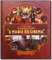 Livro - Magia Do Cinema, A: Criaturas Curiosas -Vol 03 -Cd - Panini