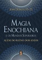 Livro - Magia enochiana e os mundos superiores -