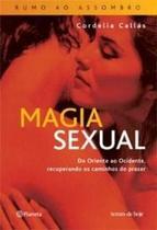 Livro - Magia sexual -