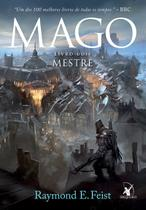 Livro - Mago: Mestre (A Saga do Mago – Livro 2) -