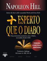 Livro - Mais esperto que o Diabo - LIVRO DE BOLSO -