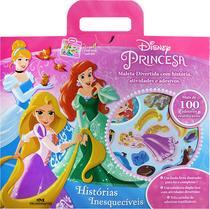 Livro - Maleta Divertida – Princesas -