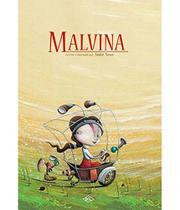 Livro Malvina - André Neves - Editora Dcl