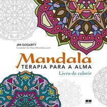 Livro - Mandala: Terapia para a alma -
