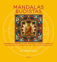 Livro - Mandalas Budistas -