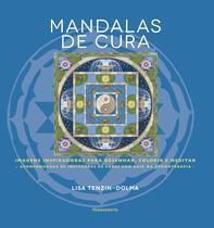 Livro - Mandalas de Cura -