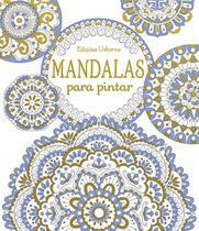 Livro - Mandalas para pintar -