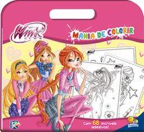 Livro - Mania de colorir: Winx Club -