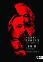 Livro - Manifesto Comunista/ Teses de Abril -